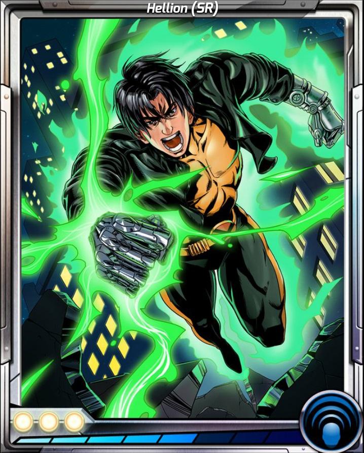 Hellion | X-Men: Battle Of The Atom Mobile Game Wiki ...