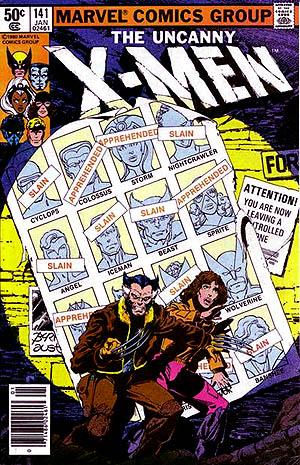 X-Men v1 141