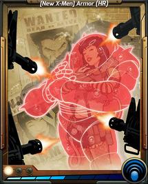 (New X-Men) Armor