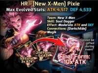 HR New XMen Pixie