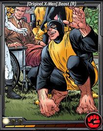 (Original X-Men) Beast