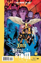 XMen BattleOfTheAtom 1 Cover