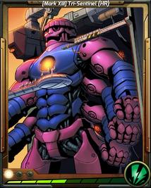 (Mark XIII) Tri-Sentinel