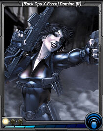 (Black Ops X-Force) Domino