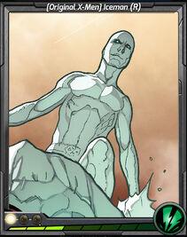 (Original X-Men) Iceman