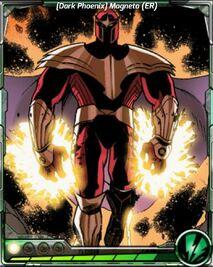 (Dark Phoenix) Magneto