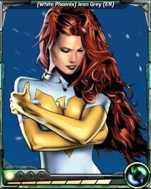 (White Phoenix) Jean Grey