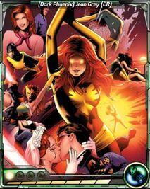 (Dark Phoenix) Jean Grey