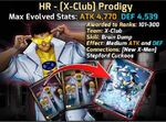 EH XC Prodigy HR Evo