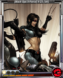 (Black Ops X-Force) X-23
