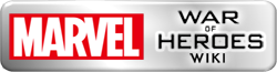Marvel war of heroes wiki logo