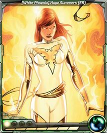 (White Phoenix) Hope Summers