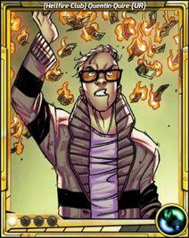 (Hellfire Club) Quentin Quire