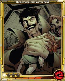 (Legionnaire) Jack Wayne