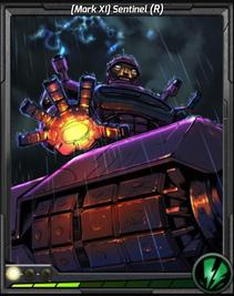 (Mark XI) Sentinel