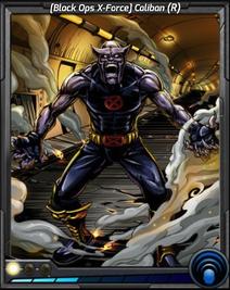 (Black Ops X-Force) Caliban