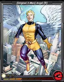 (Original X-Men) Angel