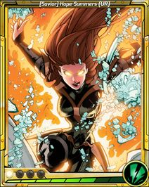 (Savior) Hope Summers
