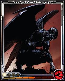 (Black Ops X-Force) Archangel