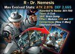 EH Dr. Nemesis R Evo