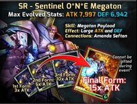 SR Sentinel Megaton