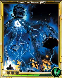 Fusion Core Sentinel