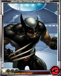(Black Ops X-Force) Wolverine