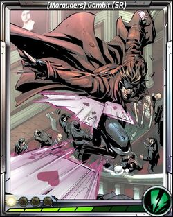 (Marauders) Gambit (SR)