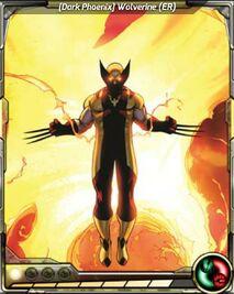 (Dark Phoenix) Wolverine