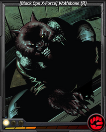 (Black Ops X-Force) Wolfsbane