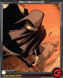 (New X-Men) Dust