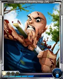 (Legionnaire) Bleeding Image