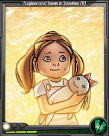 (Legionnaire) Susan In Sunshine