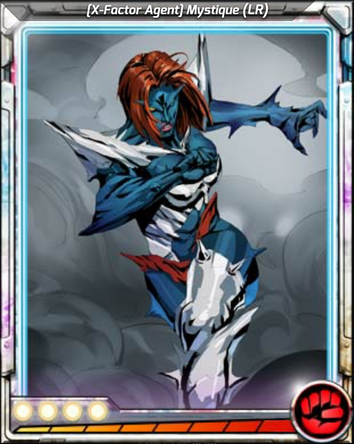 X factor agent mystique x men battle of the atom mobile game x factor agent mystique lr publicscrutiny Choice Image