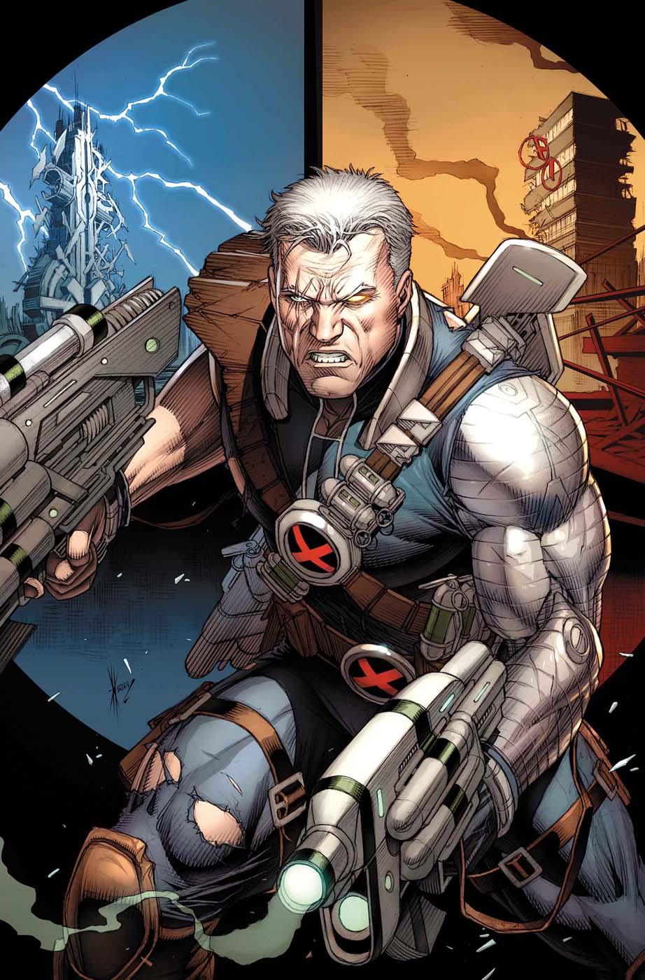 Cable (Nathan Summers) (Terra-616)   Wiki X-Men Comics
