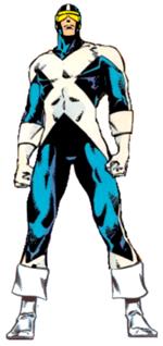 00-7 X-Factor segundo uniforme