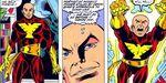 Professor X (Charles Xavier) (Terra-616) as a Phoenix