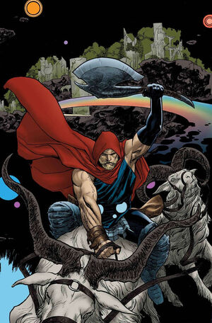 Unworthy Thor Vol 1 3 Sook Variant Textless