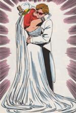 00-5 Ciclope se casa com Madelyne
