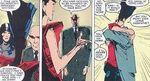 Professor X (Charles Xavier) (Terra-616) and Legião (David Haller) (Terra-616)