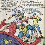 X-Men (Mysterio's Robots) 001