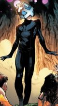 Charles Xavier (Earth-616) from House of X Vol 1 1 001