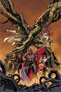 Uncanny X-Men Vol 4 1 Lashley Variant Textless