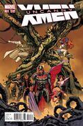 Uncanny X-Men Vol 4 1 Lashley Variant