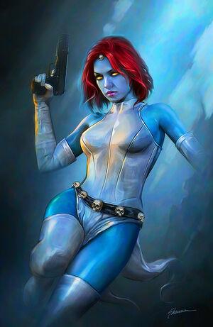 X-Men Vol 5 4 Maer Virgin Variant