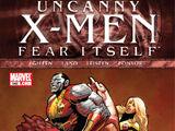 Fabulosos X-Men Vol 1 542