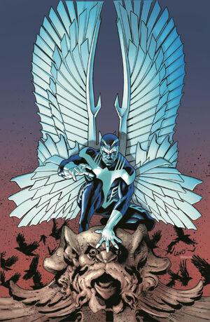 Astonishing X-Men Vol 4 5 Character Variant Textless