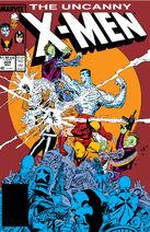Uncanny X-Men Vol 1 229 Direct