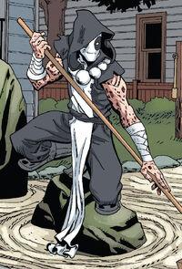 Zenpool (Wade Wilson) (Terra-616)