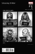 Uncanny X-Men Vol 4 1 Hip-Hop Variant